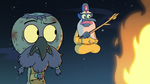 S3E3 Pudding falls off of Glossaryck's stick once more