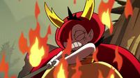 S2E31 Flames die away around Hekapoo clone 2