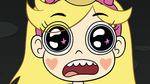 S2E13 Star Butterfly with eyes open wide