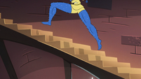 S2E25 Glossaryck continues climbing the stairs