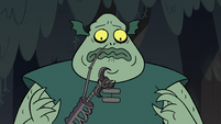 S2E12 Buff Frog drops the drilling device