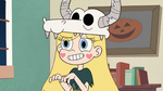 S2E21 Star Butterfly 'he comes and haunts your house'