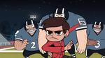 S1E4 Marco protects the Warriors