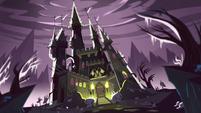 S1E3 Ludo's castle exterior