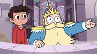 S3E4 King River and Marco hear the monster growling