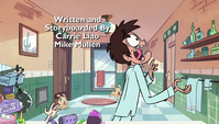 S1E17 Marco 'I'm gonna be late'