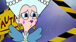 S2E25 Queen Butterfly smiling at Glossaryck