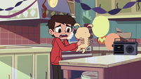 S3E1 Marco Diaz 'Star would eat all of them'