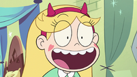S2E23 Star Butterfly excited 'you can do that?'