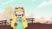 S2E9 Star Butterfly 'I can't take over the Earth'