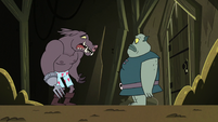 S2E20 Meat Fork asks Buff Frog to take him along