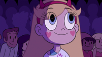 S2E39 Star Butterfly at the front of the crowd