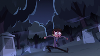 S2E27 Marco Diaz looking confused