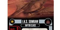 I.K.S. Somraw (Cost 18)
