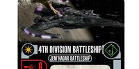 4th Division Battleship - Jem'Hadar Battleship (Cost 36)