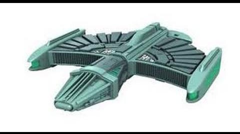 "Game On - Star Trek Attack Wing ""Apnex"" Ship-1384975682"