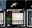 Akorem - Bajoran Scout Ship (Cost 18)