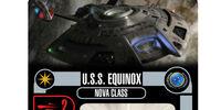 USS Equinox - Nova Class (Cost 20)