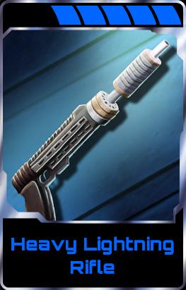 Heavy Lightning Rifle