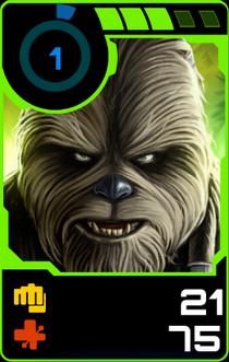 Wookiee t3