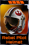 Rebel Pilot Helmet