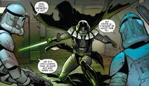 Vader vs Clones