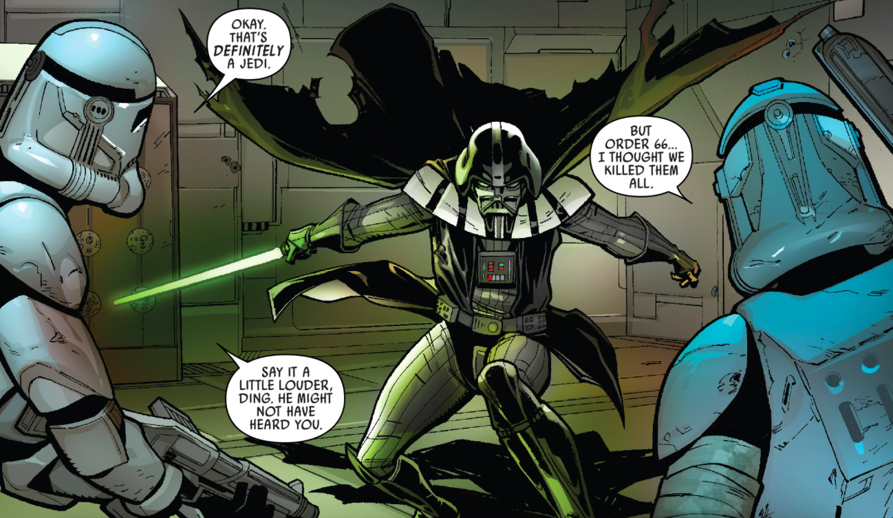 Darth Vader Canon Vs Ares Dceu: Skirmish On Brighthome