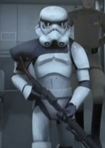 Stormtrooper Imperial Guard