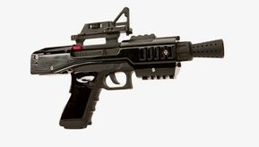 First Order officer's blaster