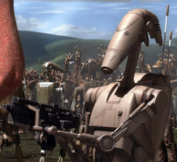 1138 battle droid