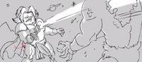 Animatic end scene 9