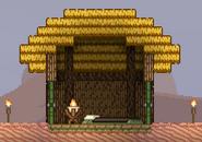 Floran hut 2