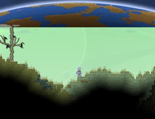 Barren biome
