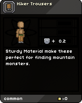 Hiker Trousers Tooltip
