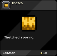 Thatch tooltip