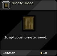 Ornate Wood infobox