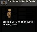 Pre-Historic Woolly Pants