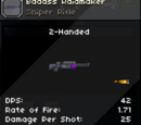 Splitshot Sniper Rifle