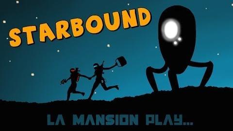Starbound Beta en Español - Ep 07 - La mansión Play..