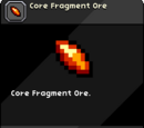 Core Fragment Ore