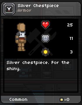 SilverChestplate