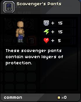 Scavender Pants
