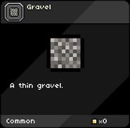 Gravel infobox
