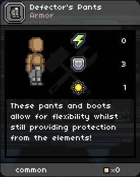 Defector's Pants