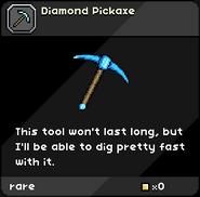 DiamondPickaxe