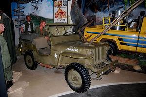 Mash jeep