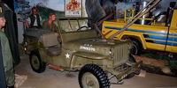 M.A.S.H. Jeep