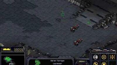 Starcraft - Terran Mission 9 New Gettysburg