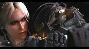 StarCraft 2 Nova Covert Ops All Cutscenes (Missions 1-3) Game Movie 1080p HD