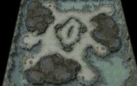 TyradorKeep SC2 Map1